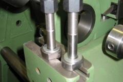 Spezial-Stahlhalterschrauben